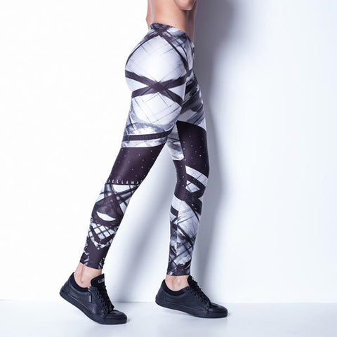 LABELLAMAFIA - Black Star Legging