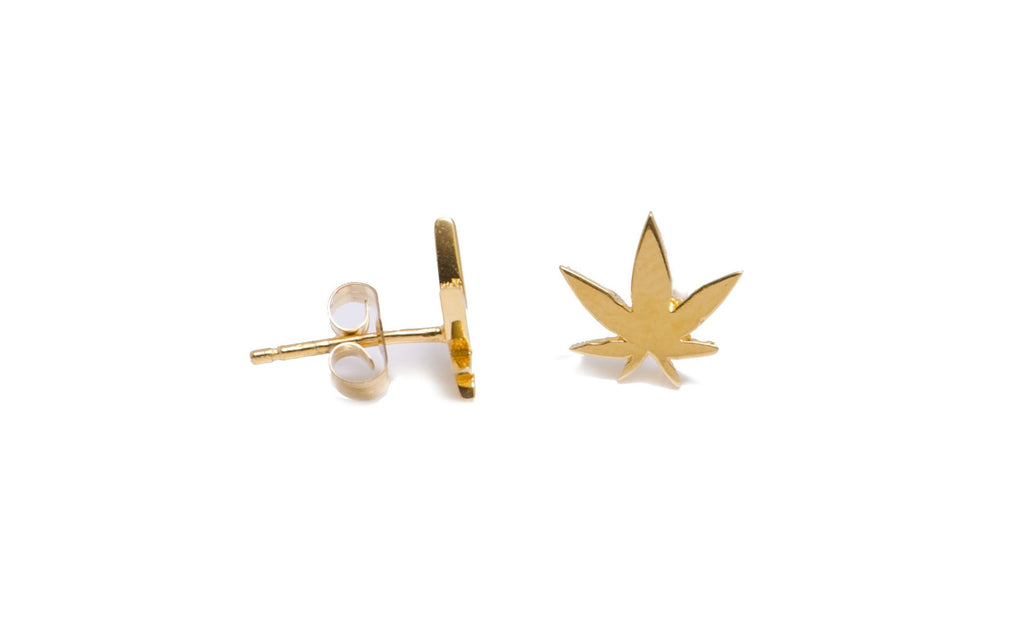 MJ STUD EARRINGS - MAKKO