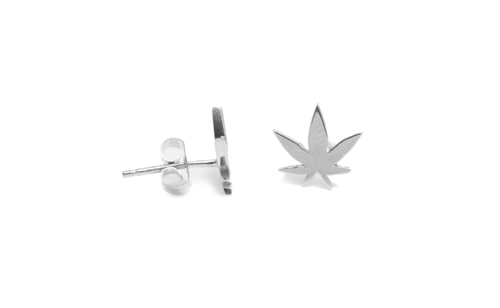 MJ STUD EARRINGS