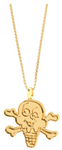 Makko x King Midas Collaboration ICE CREAM NECKLACE
