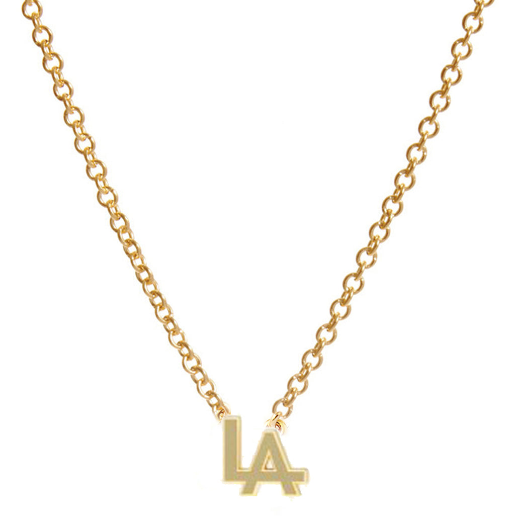 LA NECKLACE