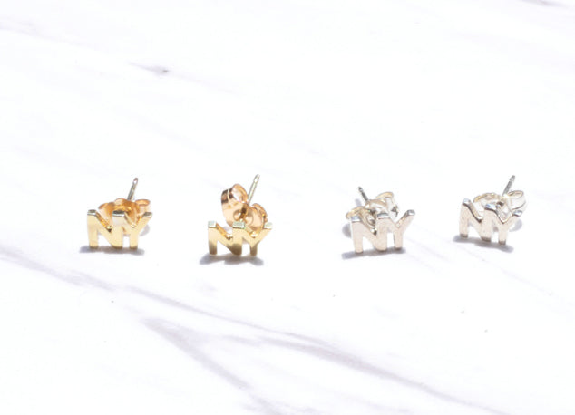 LOCAL LOVER STUD EARRINGS - MAKKO