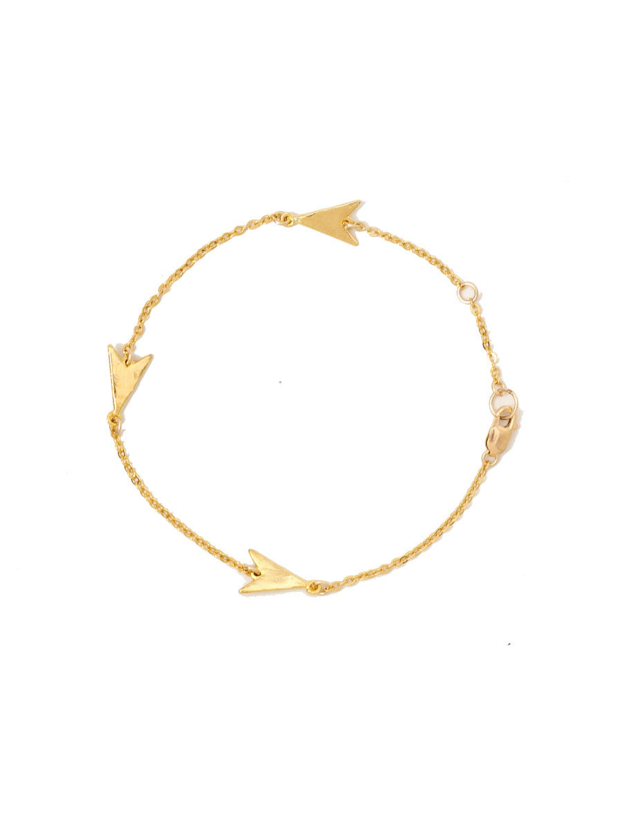 SMALL ARROW BRACELET - MAKKO