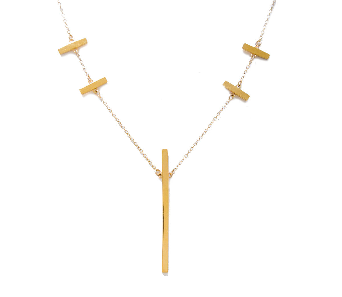 FLYING BAR NECKLACE
