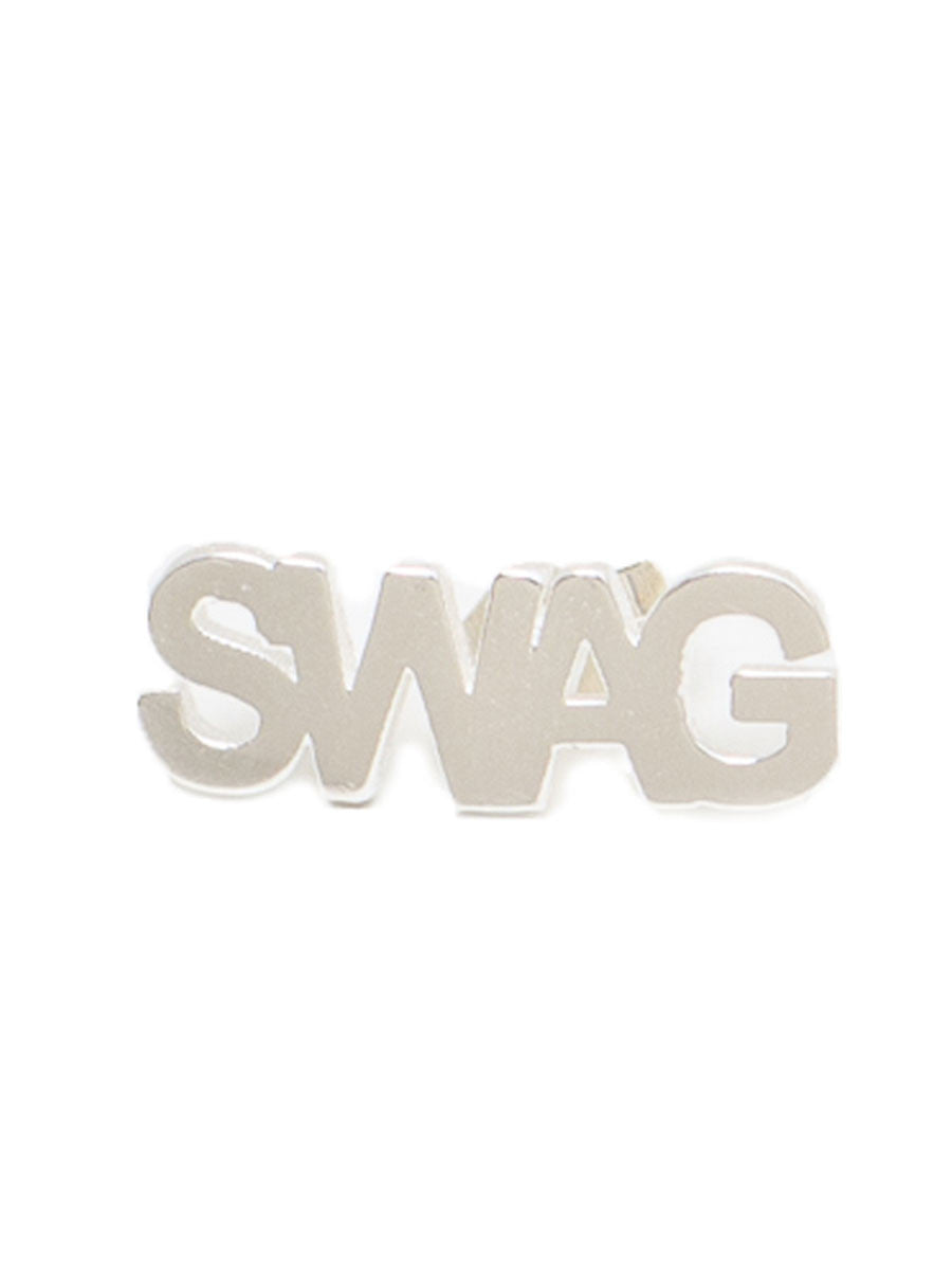SWAG STUD EARRINGS