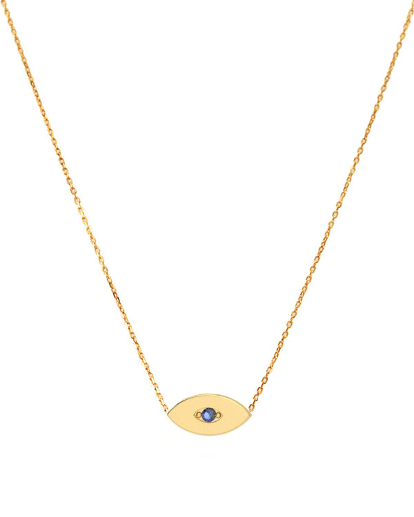EVIL EYE NECKLACE - MAKKO
