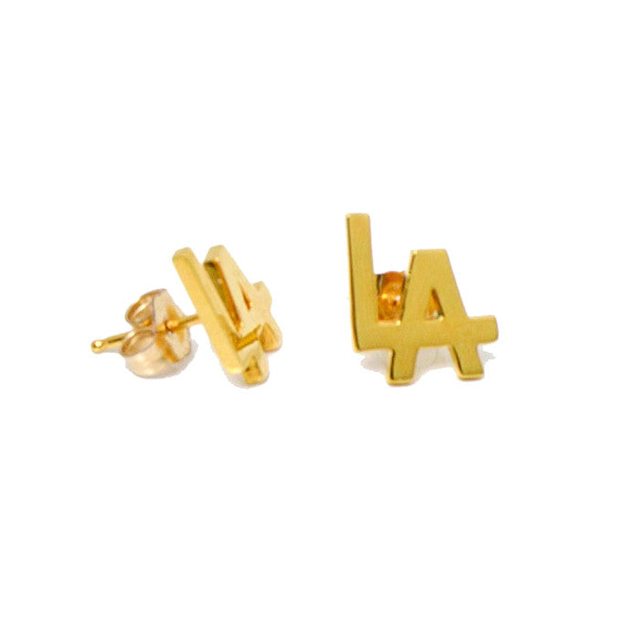 CITY STUD EARRINGS - MAKKO