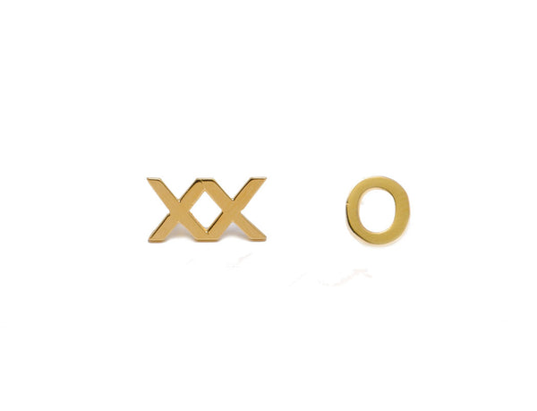 XXO STUD EARRINGS