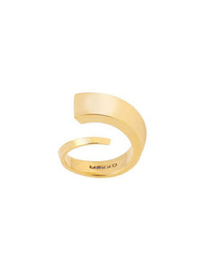 Gold/Silver Wrap Ring - MAKKO
