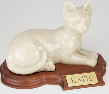 Faithful Feline (with Base)