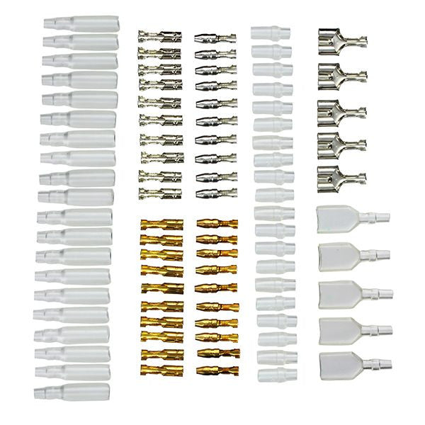 ES110 Bullet Style 4mm & 5mm Connector Assortment