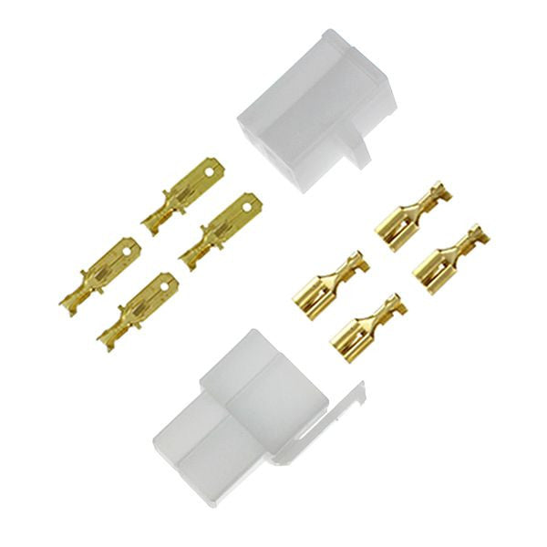 ES115 3-pin OLD STYLE Connector Set 1/4""