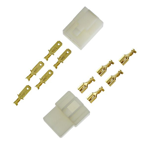 ES127 4-pin NEW STYLE Connector Set 1/4""