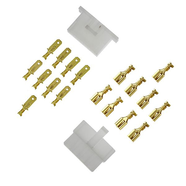 ES135 8-pin OLD STYLE Connector Set 1/4""