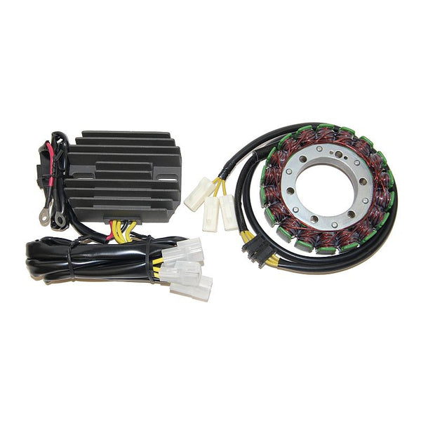 ESK691 Hi Power 400W Stator/Regulator KIT - Kawasaki KVF750 Brute Force (05-07)