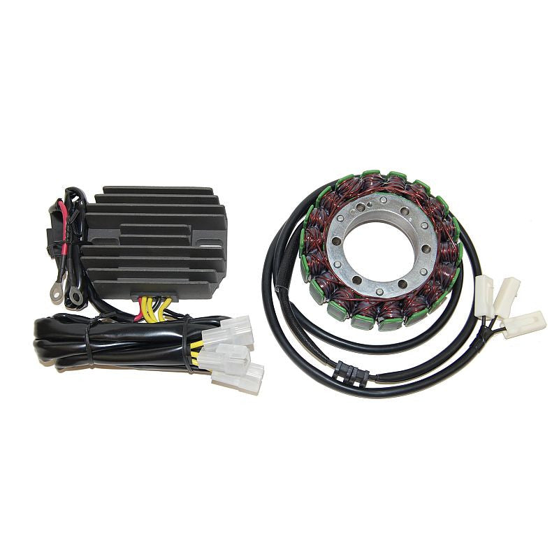 Esk697 Hi Power 400w Statorregulator Kit Kawasaki 750 Teryx 08on: Kawasaki Teryx 750 Wiring Harness At Satuska.co