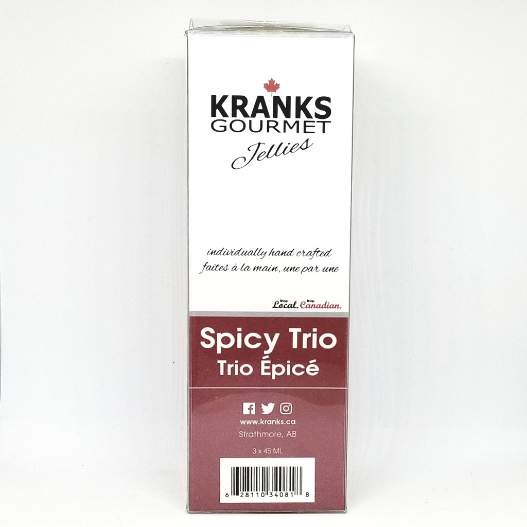 Spicy Trio 45 ml