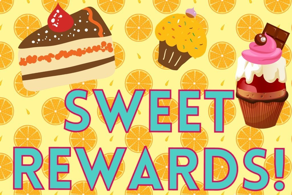 Introducing Sweet Treat Rewards! 🍰