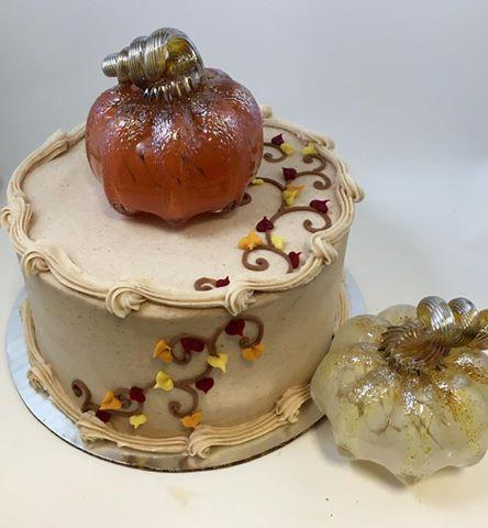 Pumpkin Special with Springfield Hot Glass Studio