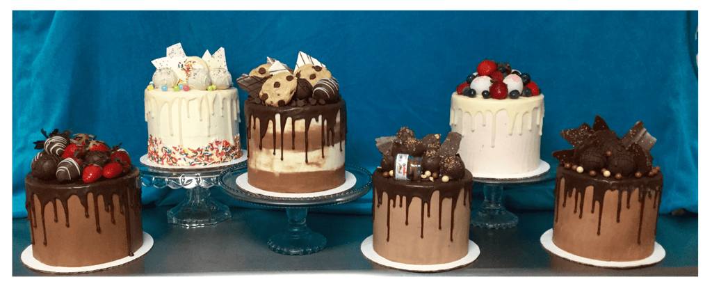 Whimsy Cakes
