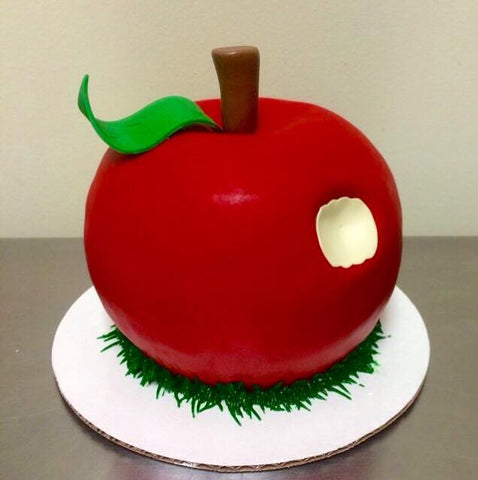 Sculpted Apple