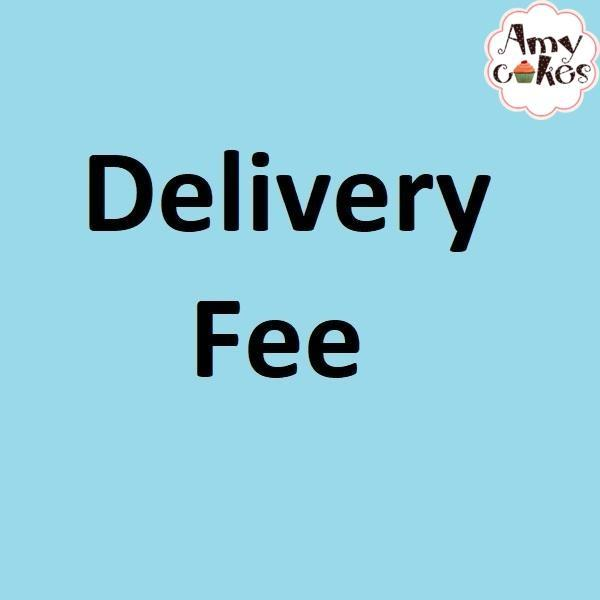 Amycakes Delivery (for orders over $250 before tax). Amycakes Bakery