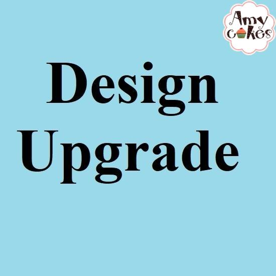Design Upgrade - Amycakes Bakery