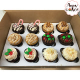 Holiday Cupcake Special