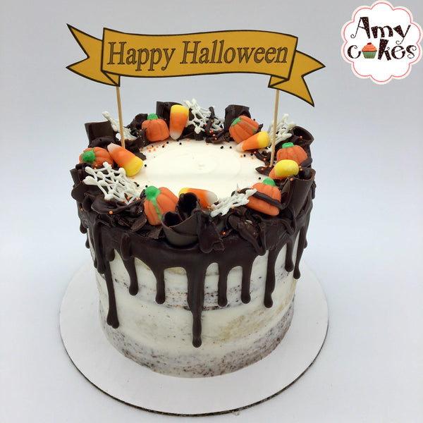Trick or Treat Amycake