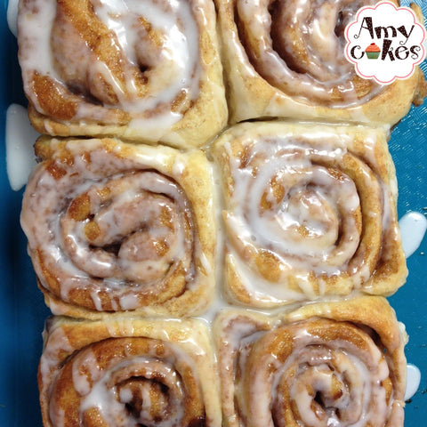 6-pack Take 'n' Bake Cinnamon Rolls (for pick-up tomorrow)