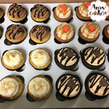 Classic Cupcakes (choice of flavor)