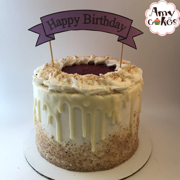 Triple Berry Almond Cheesecake Amycake - Amycakes Bakery
