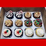 Holiday Staff Favorites Deluxe Medley Cupcakes (pick up Thursday, December 24th)