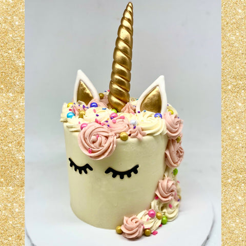 Unicorn Cake (4 weeks' notice required)