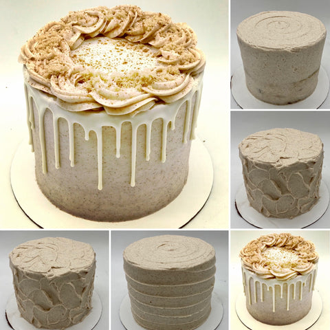 Snickerdoodle Cake (4 Days' notice required)