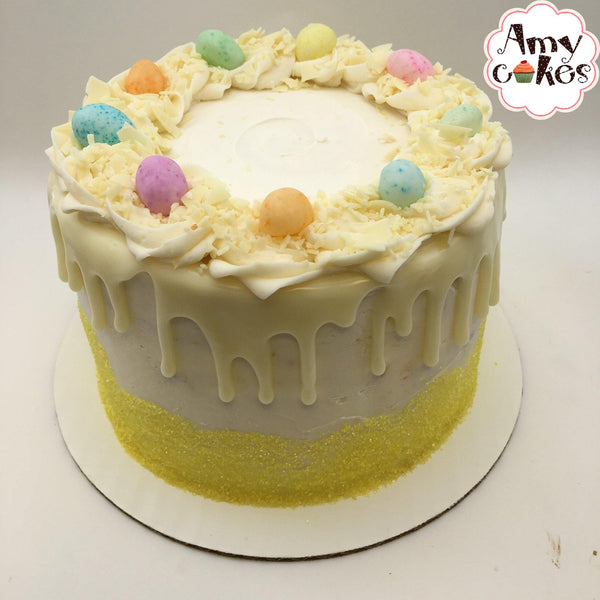 Easter Lemon Cream Amycake