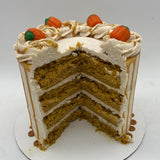Pumpkin Spice Cake (24 hours notice required in NOVEMBER)
