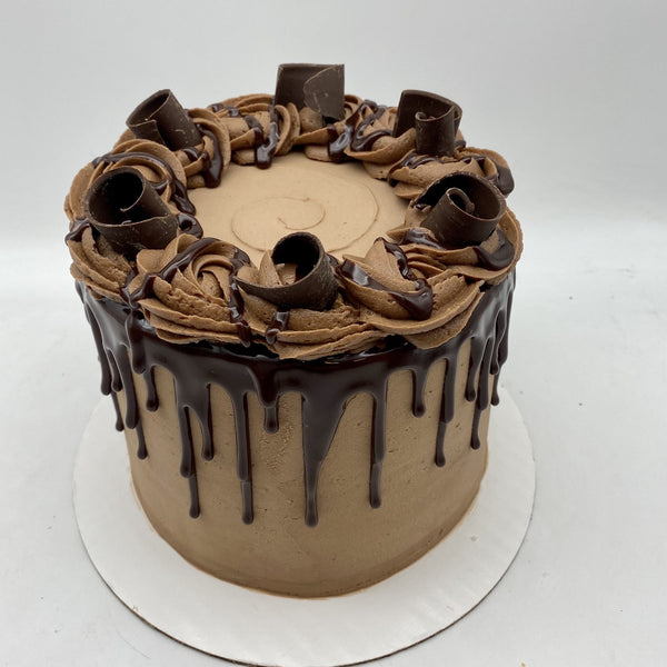 Double Chocolate Amycake (limited quantities, pick up October 16th)