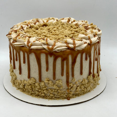 "Apple Crumble Amycake (6"")"