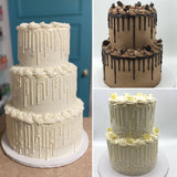 Tiered Amycake--all one flavor (Booked until 2021)