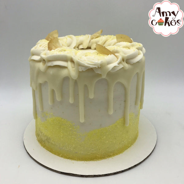 Lemon Cream Amycake