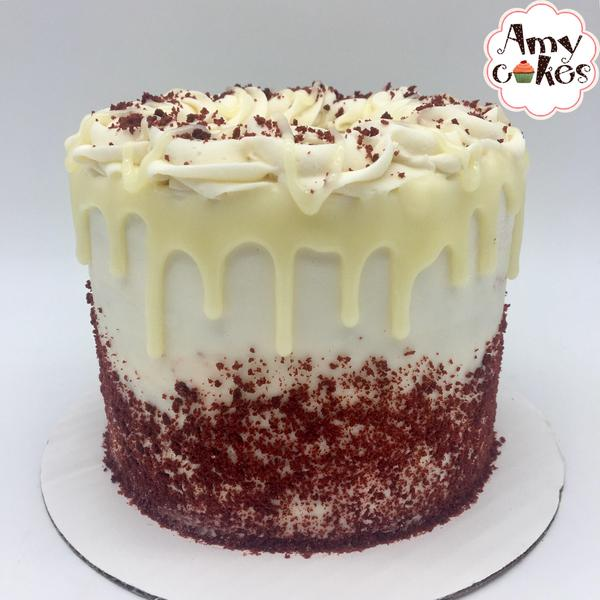 Red Velvet Amycake (Limited Quantities, Pick Up December 16th)