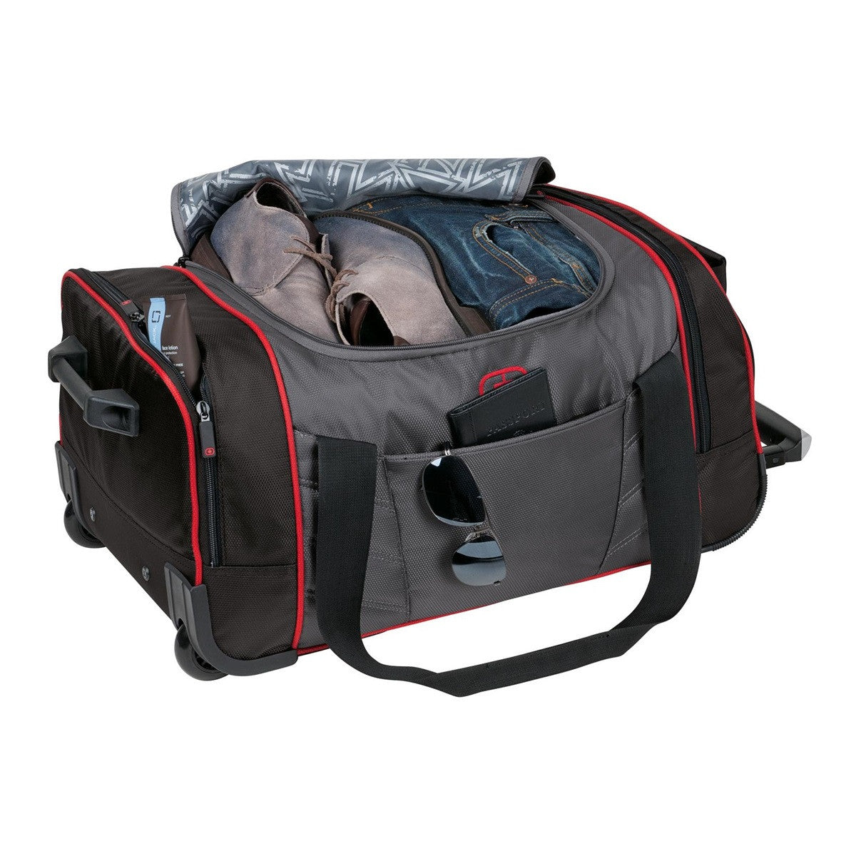 OGIO Hamblin Wheeled Duffel - Patrick's Signs - 3