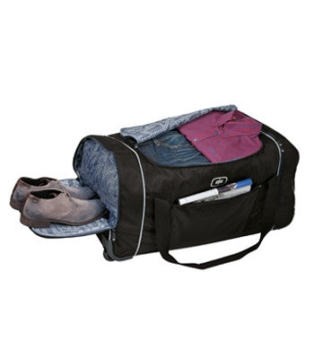 OGIO Hamblin Wheeled Duffel - Patrick's Signs - 5