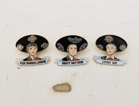 Three Amigos Set - LIMITED TO 50!