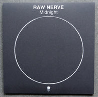 "RAW NERVE - MIDNIGHT - YOUTH ATTACK RECORDS  7"" - ONLY 3 LEFT!"