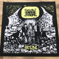 TRUMP SCUM BACK PATCH - LIMITED TO 50