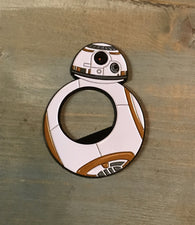 BB-8 Bottle Opener - Heavy Duty - Best Bottle Opener Ever