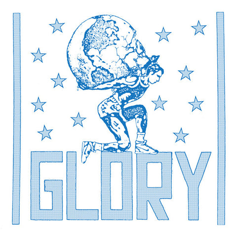 "GLORY - The 12"" - Coke Bottle Clear (out of 300) - 3 copies remaining"