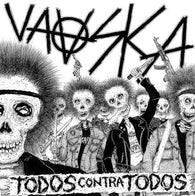 VAASKA - TODOS CONTRA TODOS - LP ONLY 5 LEFT!